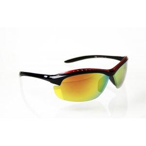 Športové polarizačné okuliare Red LINE black GOLD