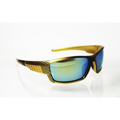 Športové polarizačné okuliare Turtle GOLD