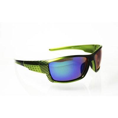 Športové polarizačné okuliare Turtle GREEN