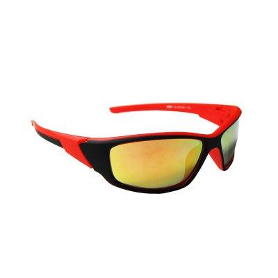 Športové polarizačné slnečné okuliare Sport Driver gold RED&BLACK