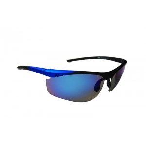 Športové polarizačné slnečné okuliare Sporty Man BLUE