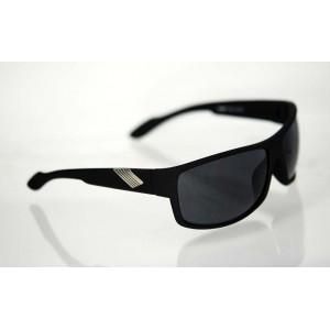 Športové slnečné okuliare Panel Line BLACK