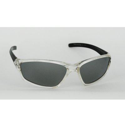 Športové slnečné okuliare Spider New čierne