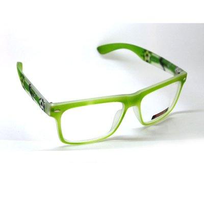 Slnečné okuliare Wayfarer - zelené Football