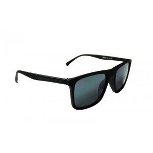 Pánske slnečné okuliare wayfarer Black design Grey