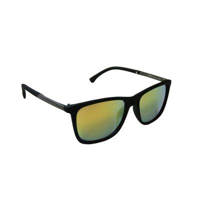 Pánske slnečné okuliare wayfarer New style Black Gold