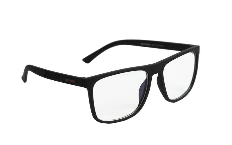 Okuliare na počítač Blue Light Pavement Style BLACK