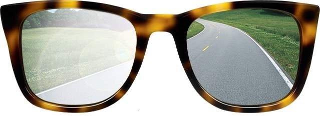 Rozdiel v sklách polarizačných okuliarov