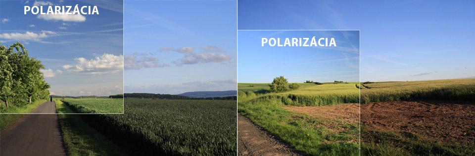 Polarizačné okuliare - rozdiel