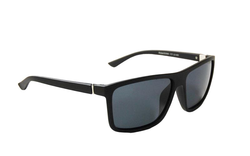 Polarizačné slnečné okuliare Elegant Style Black matné